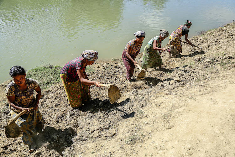 Photo: Second Chittagong Hill Tracts Rural Development Project in Bangladesh. Credit. Asian Development Bank.