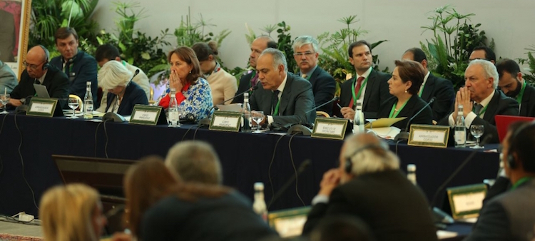 The Moroccan Presidency of the 22nd Conference of Parties to the United Nations Framework Convention on Climate Change (UNFCCC) hosted on October 18-19 the Pre-COP Ministerial Meeting in preparation for the COP22 Marrakech Climate Change Conference, November 7 to 18.