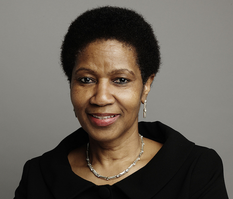 Photo: Phumzile Mlambo-Ngcuka. Credit: Marco Grob | UN Women
