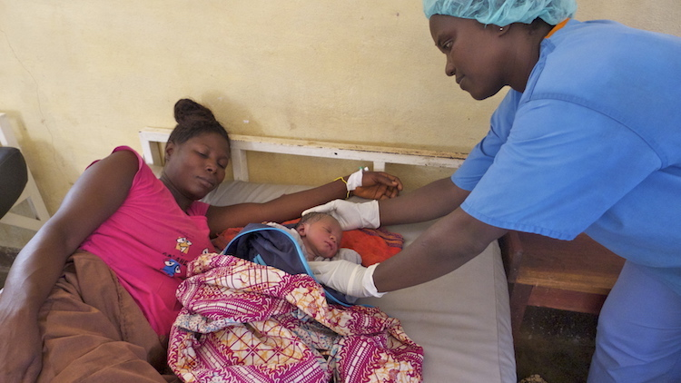 Photo: UNFPA does a lot of work in Sierra Leone especially with regards to maternal health. Credit: Joan Erakit | IDN-INPS