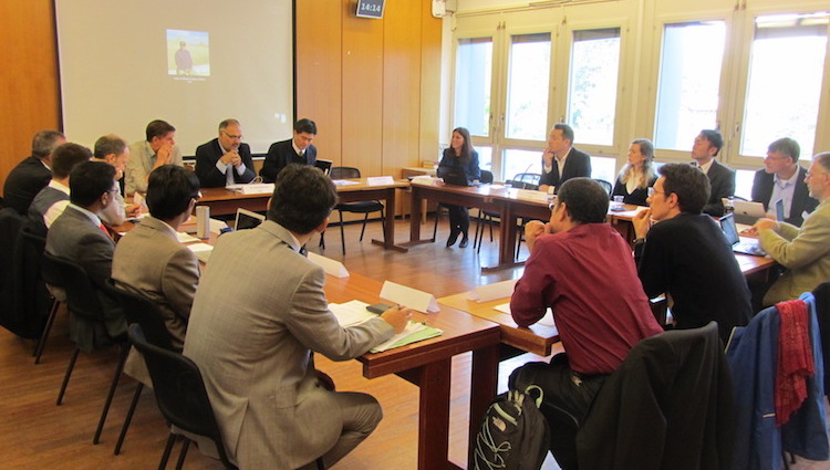 Photo: Roundtable. Credit: Nobuyuki Asai | SGI