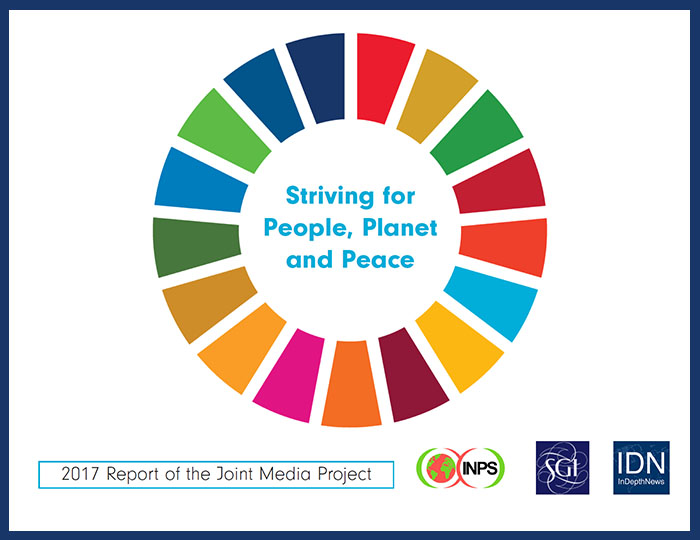 Striving for People, Planet and Peace 2017