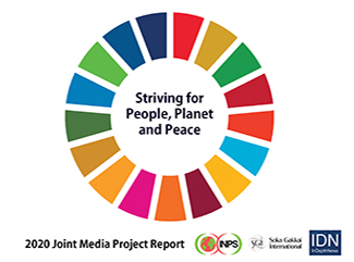 Striving for People Planet and Peace 2020